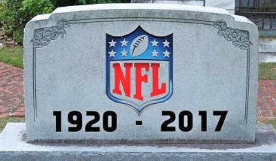 NFL tombstone rest in peace