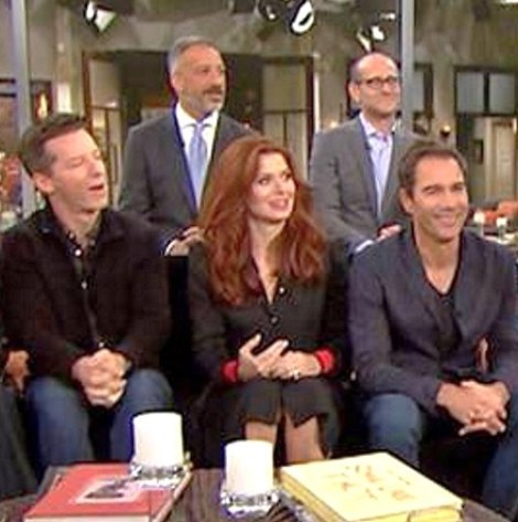 megan kelly gay joke will and grace today show