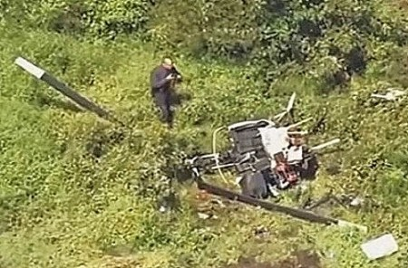 troy gentry helicopter crash dead
