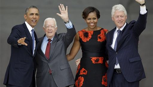 Jimmy Carter: Russians didn't steal election from Hillary Clinton