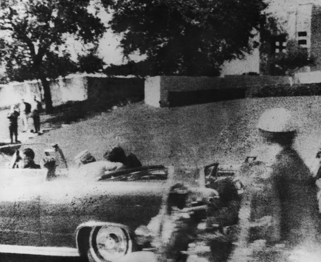 Some JFK documents withheld for 'national security' reasons