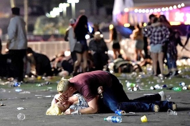 Las Vegas shooting (David Becker/Getty Images)