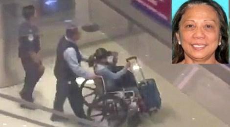 marilou danley wheelchair
