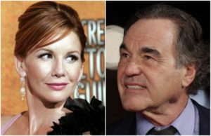 Latest to claim Oliver Stone sexual harassment is beloved 'Little House on the Prairie' actress