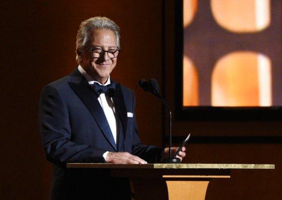AP Dustin Hoffman