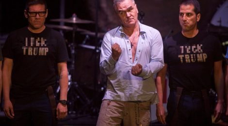 Getty Morrissey