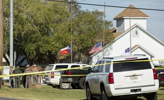 Getty SUTHERLAND SPRINGS