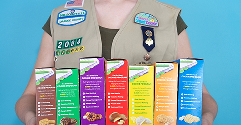 Girl Scouts' post about holiday hugging goes viral