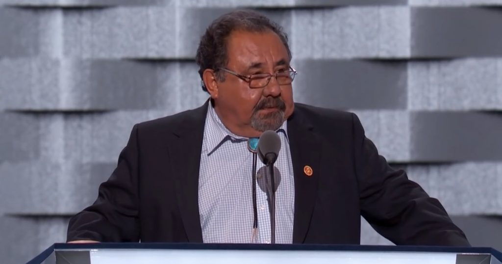 Report states Rep. Grijalva paid off former female employee over $48K