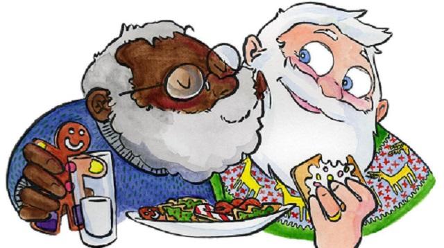 Santas-Husband