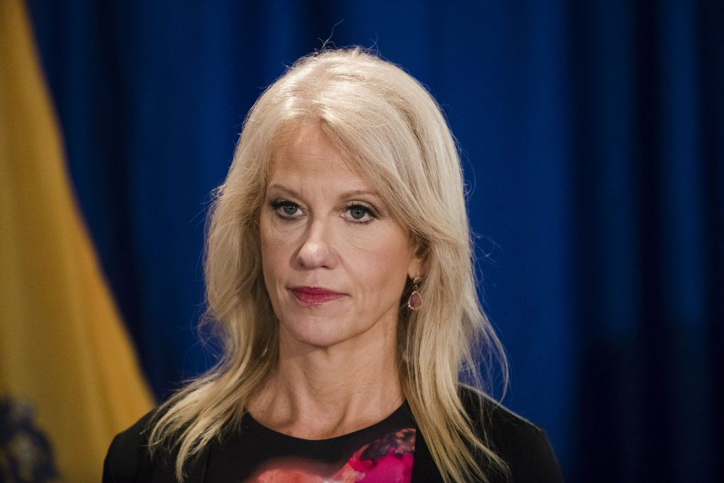 Conway Defends Support For Moore By Questioning Why Franken Still In Senate