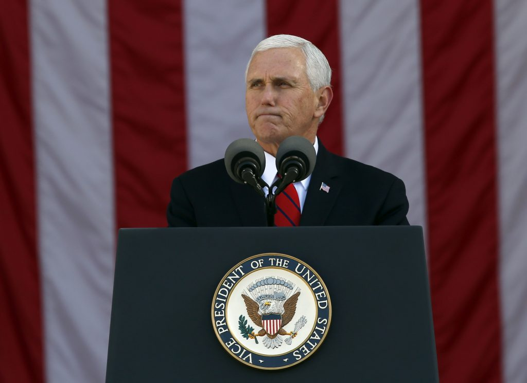 VP Pence Slams Mainstream Media Outlet for Mocking Christianity