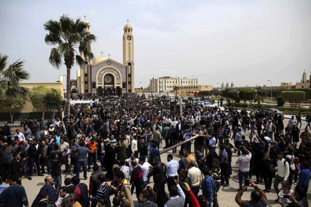 AP Egypt Christians