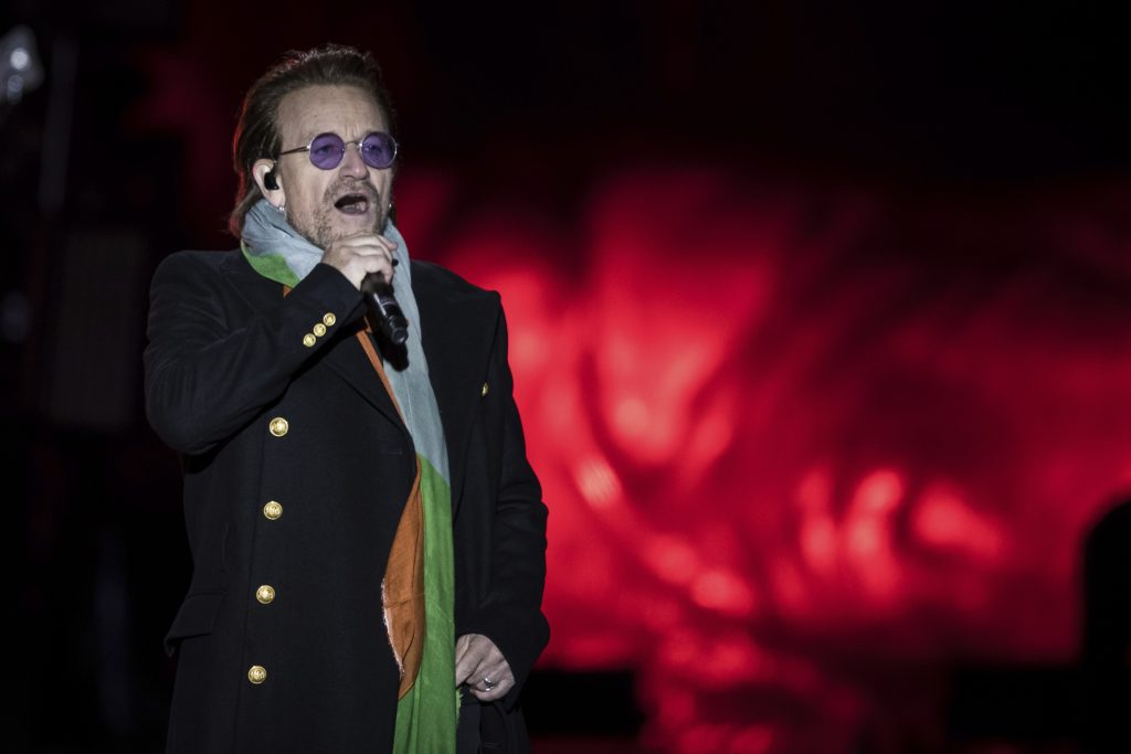 Bono Won't Say What Almost Killed Him