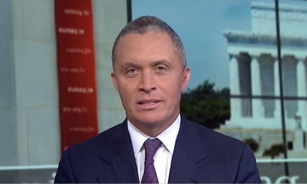 Morgan Stanley Fires Former Dem Rep. Harold Ford Jr