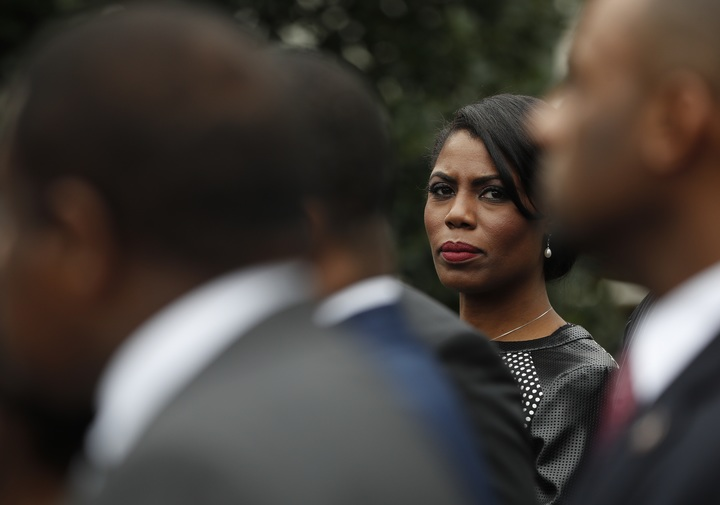 Former 'Apprentice' star Omarosa Manigault Newman to quit White House post