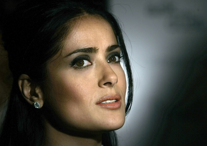 Salma Hayek: 'Weinstein Is My Monster Too'