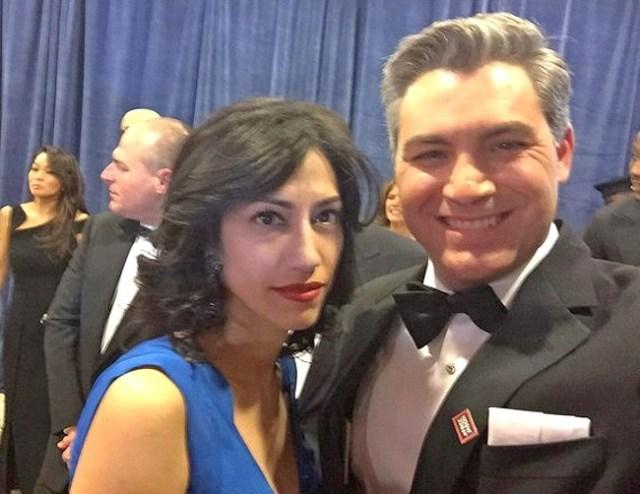 Jim Acosta huma abedin twitter