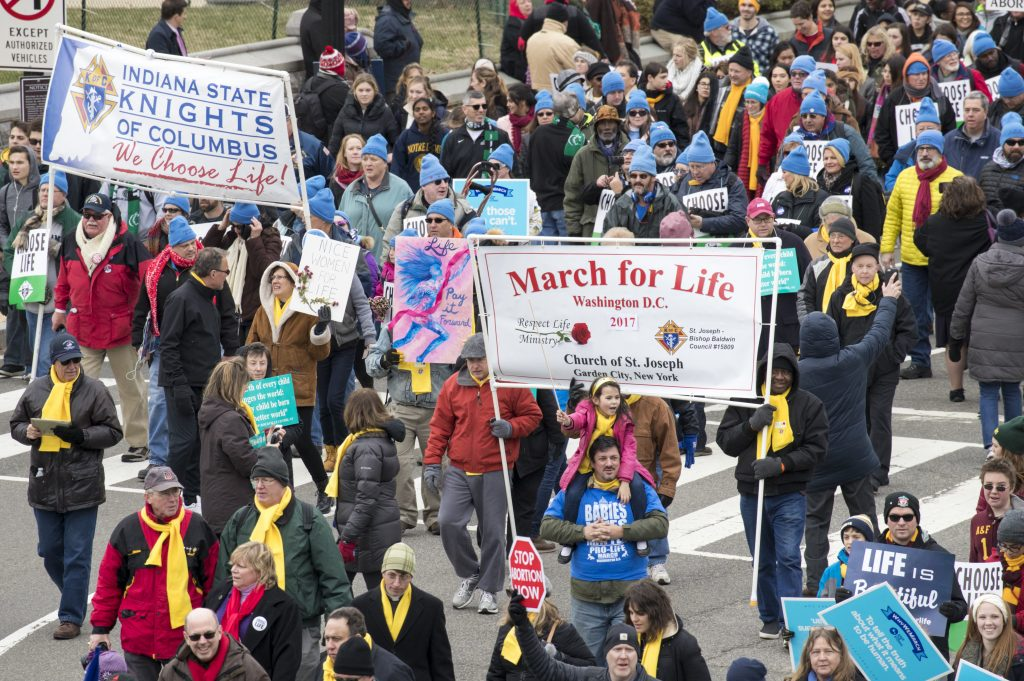 Donald Trump to address the March for Life