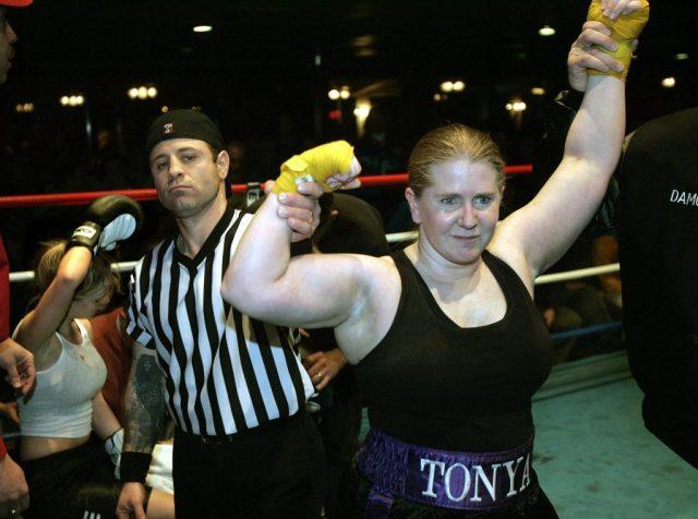 Getty Tonya Harding Boxing