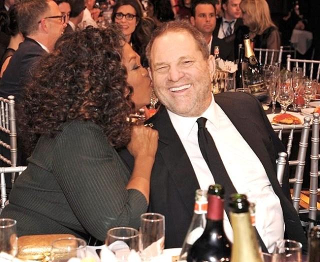 oprah winfrey harvey weinstein