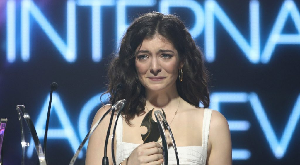 Lorde Refuses to Perform at Grammys Over Song Dispute