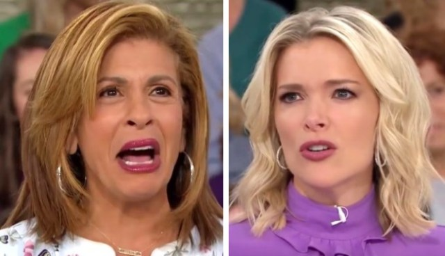 Are 'Today' hosts Megyn Kelly and Hoda Kotb trading on-air jabs? Conservative News Today
