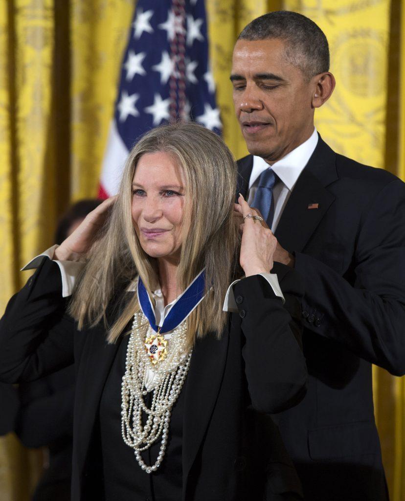 Barbra Streisand cloned pet dog