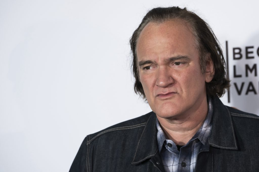 Quentin Tarantino under fire for defending Roman Polanski: 'That's not rape'
