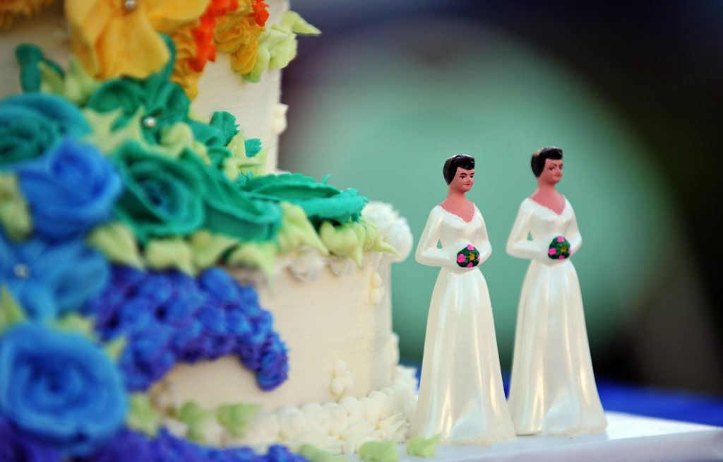 Bakery allowed to refuse cake for gay wedding