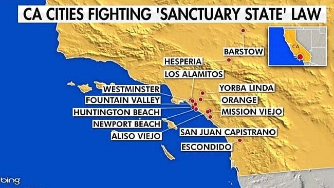 Proposal To Break California Into 3 States Could Make November Ballot