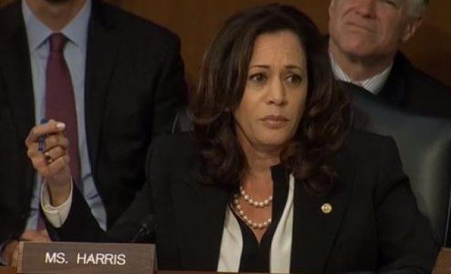 Kamala Harris Throws Herself Under The Bus With Ill