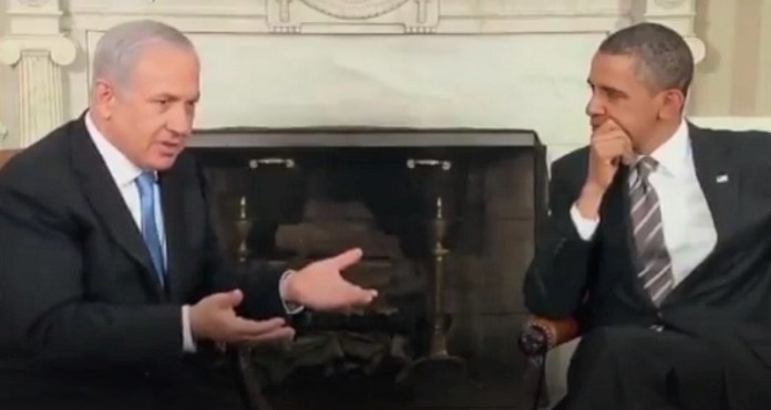 "Image result for netanyahu scolds obama"""