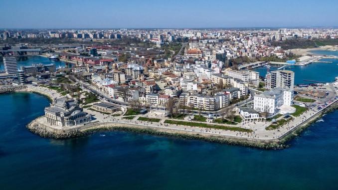 Orașul Constanța. FOTO Facebook Primăria Constanța