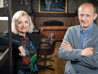 Elena și Octavian JOMIR Cofondatorii Esteto.ro. FOTO Clear Communications
