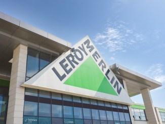 Magazin Leroy Merlin. FOTO Total PR
