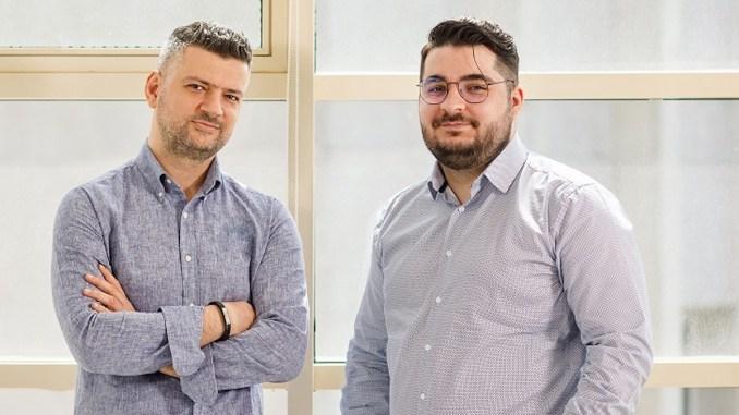 Mihai Bocai și Alexander Stoica-Marcu, fondatorii ProductLead. FOTO Adrenalina Media