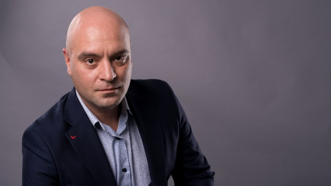 Valentin Anghel, CEO & Founder, AVBS Credit. FOTO AVBS