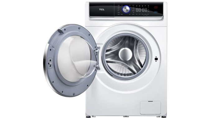 Mașina de spălat TCL. FOTO Kite Agency