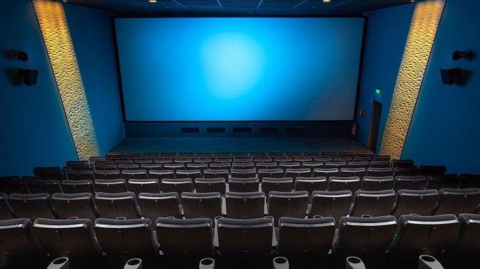 Sală de cinema. FOTO Derks24