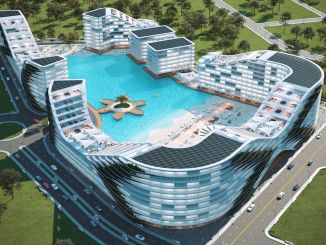 Forty Management a finalizat selecția operatorCentral District Lagoon City. FOTO Innovation Travel