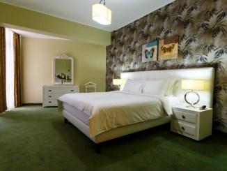 Cameră din Hotelul Mercure Galați Centrum. FOTO OneTouchPR