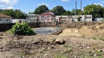 Un corp de spital va fi construit în Călărași. FOTO Facebook Marius Dulce