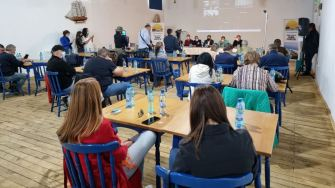Conferința de bilanț a Asociației Delta Dunării. FOTO Asociația Delta Dunării