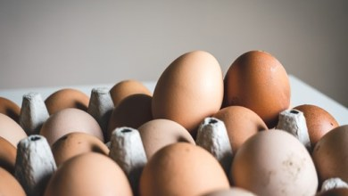 ไข่ไก่หลายฟอง