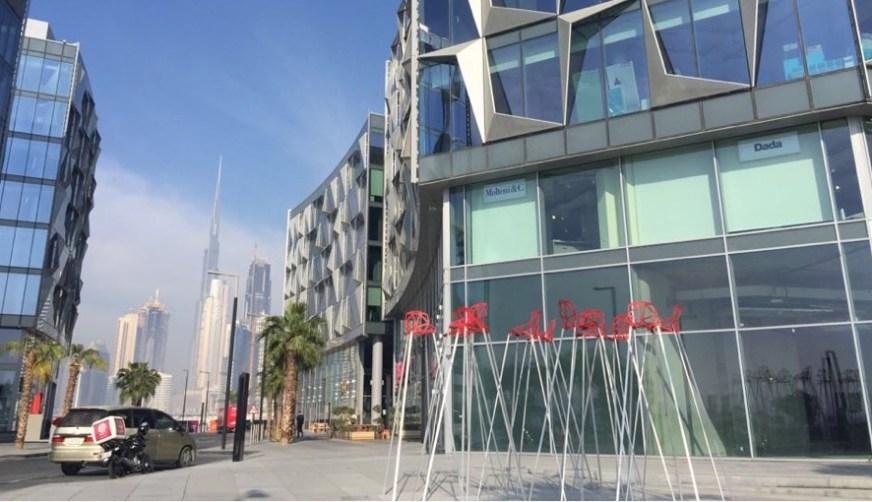 Covering Concepts opens its design studio at Dubai Design