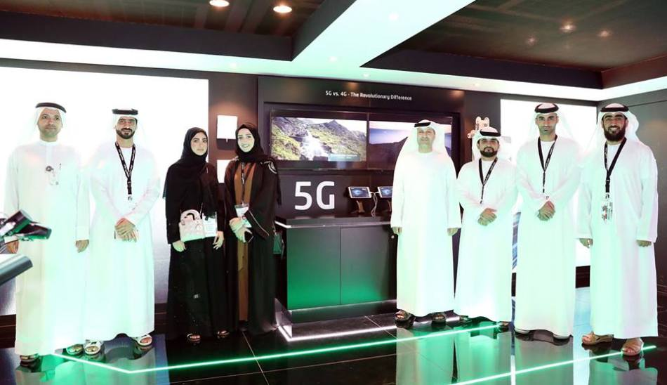 Experience the Future of 5G with Etisalat at GITEX 2018 at