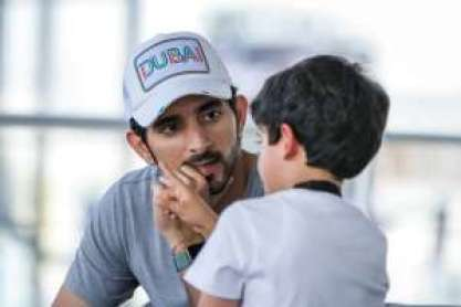 His Highness Sheikh Hamdan increases Gov Games prize money