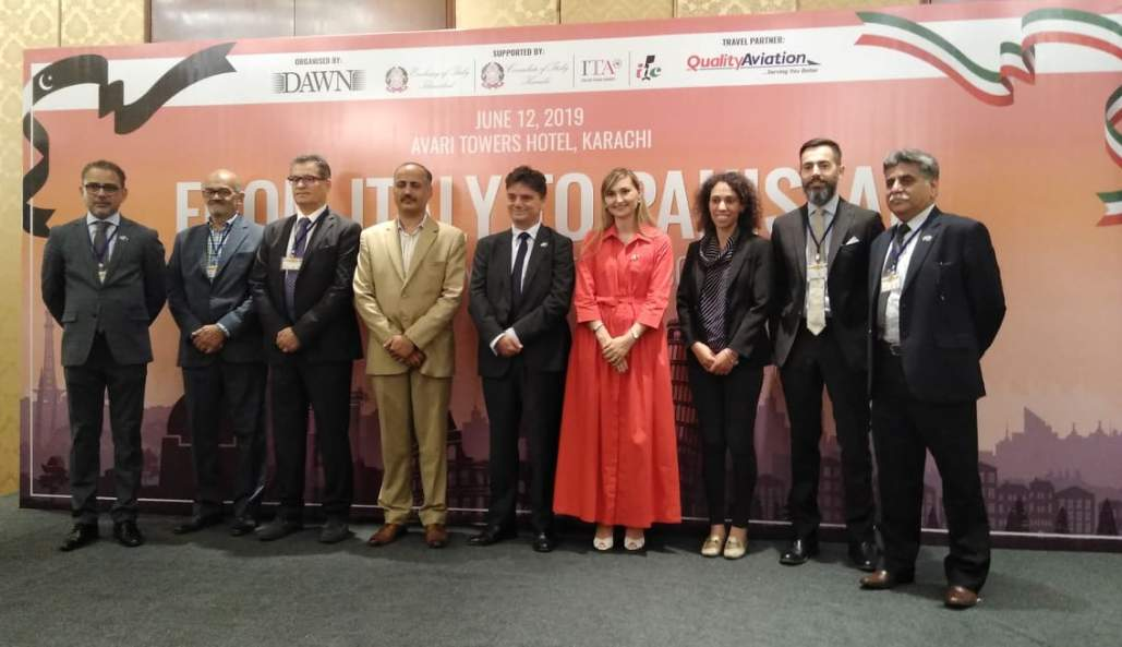 First single country multi sector conference and exhibition titled