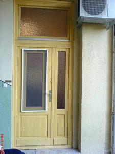 belvárosi ajtócsere, egyedi ajtó